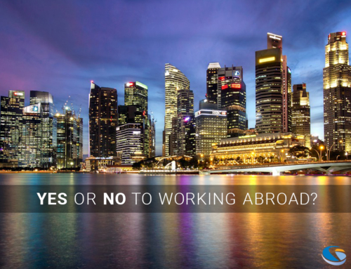 Yes or No to Working Abroad? How Traveling Can Benefit Employees and Your Company