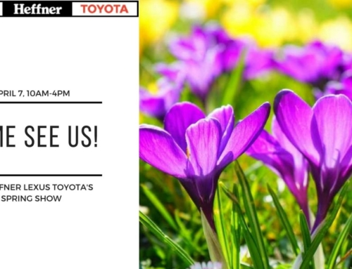 The 11th Annual Heffner Toyota Spring Event