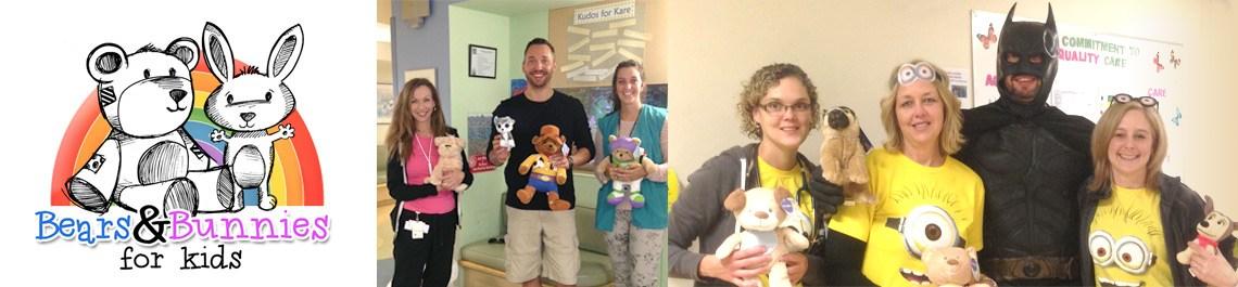 Bears & Bunnies for Kids - Fibernetics Giving Back