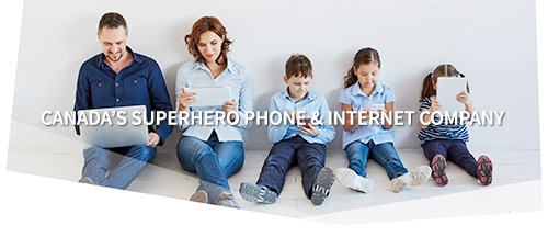 Worldline - Canada's Superhero Phone and Internet Company