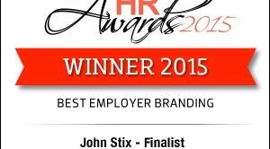 HR Awards 2015 -Fibernetics Best Employer Branding