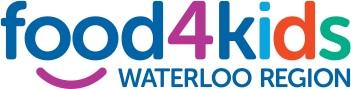 food4kids waterloo region logo