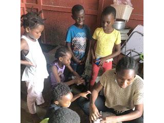 The Assurance of Hope Children's Home, Ghana, Africa